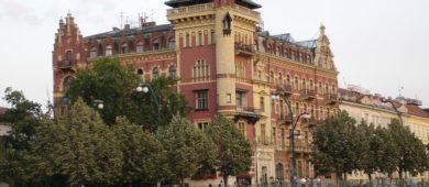 Arca Capital má s palácem Bellevue velké plány, vloží do něj tři čtvrtě miliardy